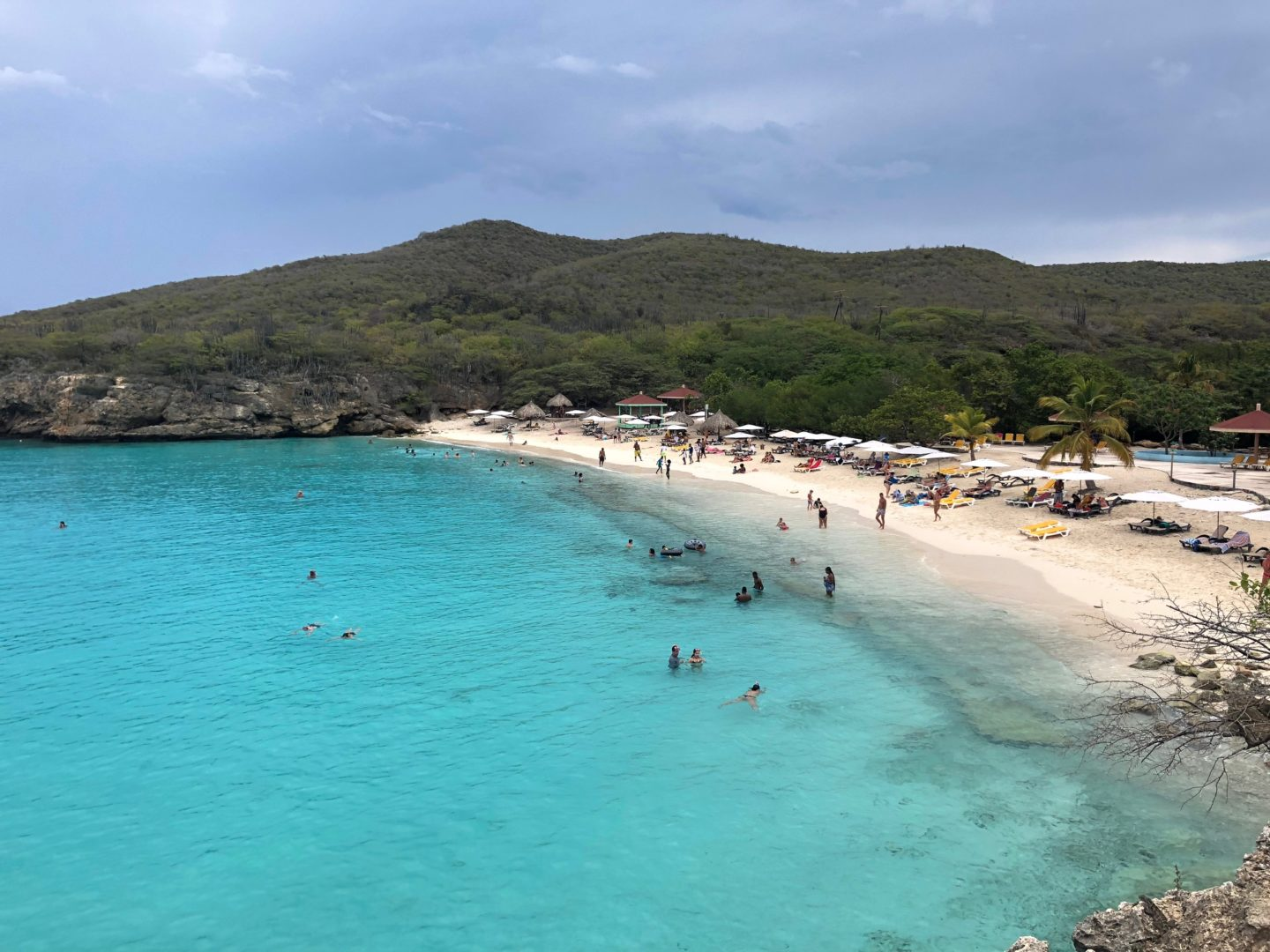 Grote Knip Curaçao Amstel Bright